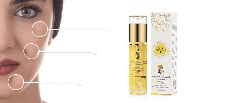 your skin, the environment, bulgarian rose oil