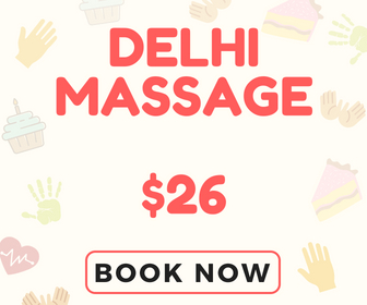 Book Delhi Massage
