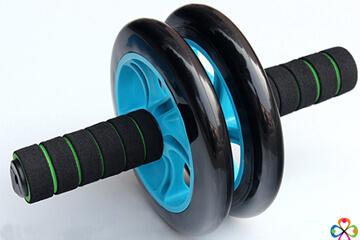 Con lăn tập cơ bụng AB Wheel giá hấp dẫn tại BIGMUA