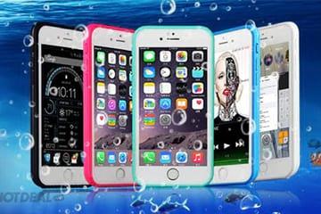 Ốp lưng chống nước dành cho điện thoại giảm đến 43%