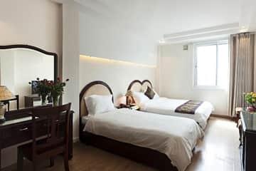 Ưu đãi đặc biệt, tiết kiệm 69% tại khách sạn Diamond Hà Nội