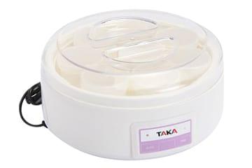 Có máy Làm Sữa Chua Taka - Làm sữa chua không còn khó