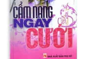 Cẩm Nang Ngày Cưới giảm 32% giá bán