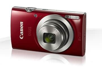 Giá rẻ bất ngờ, giảm giá 20% cho máy ảnh Canon IXUS 175