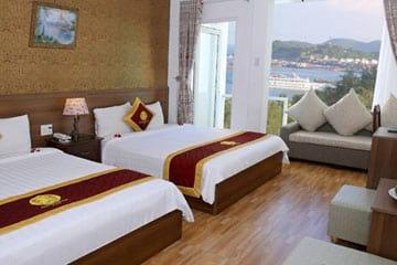 Khách sạn Opal (Glory Dragon) Nha Trang 3* đối diện bãi biển chỉ 450.000đ