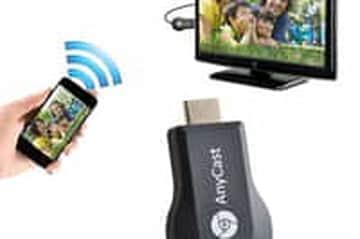 Bộ kết nối dữ liệu không dây AnyCast M2 Plus giá cực mềm tại Vua Bán lẻ