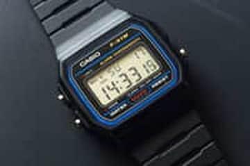 Casio F91W-1 chiếc đồng hồ kinh điển nay chỉ còn 300.000đ