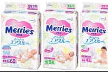 Tã dán Meries giá rẻ bất ngờ chỉ có tại Shopee