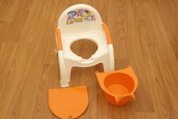 Ghế bô vệ sinh cho bé BL GB00065C (Cam)