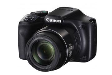 Máy ảnh KTS Canon PowerShot SX540 Giảm Đến 19%  Tại HC Kèm Nhiều Phần Quà Hấp Dẫn