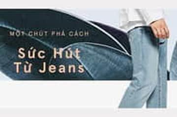 Quần Jeans nam giảm đến 50%