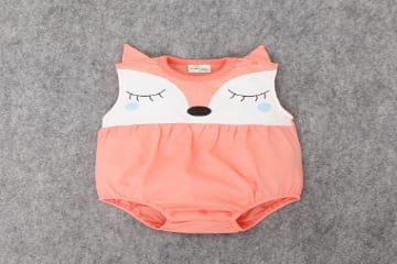 Bộ áo liền quần ngộ ngĩnh cho bé Ntkids-020 chỉ với 139.000 VND