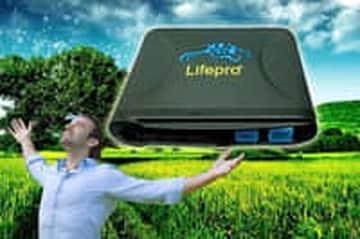 Tiết kiệm 21% khi mua Máy lọc không khí và khử mùi ô tô Lifepro