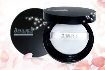 April Skin cho bạn vẻ đẹp quyến rũ không tỳ vết với ưu đãi đến 37%