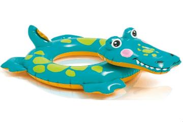 Phao bơi hình cá sấu Intex 58221 chỉ với 75.000 VND