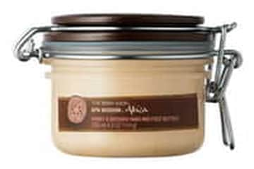 The Body Shop giảm 30% kem dưỡng thể SPA WISDOM™ AFRICA HONEY