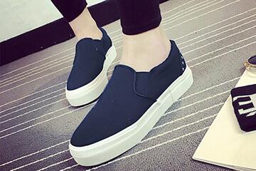 Hot: Giày Slip-on nữ đế cao nạm định giảm tới 50% chỉ có tại Sendo