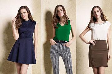 Đồng loạt giảm giá 48% cho thời trang công sở Belle Fashion