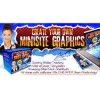 Create Minisite Graphics Coupons & Promo codes