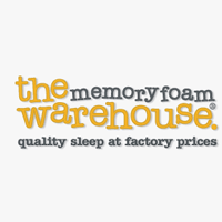 Logo Memory Foam Warehouse UK