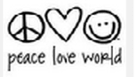 Logo Peace Love World