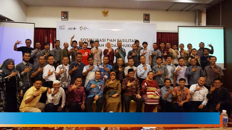 Komunitas Sahabat UMKM Sumatera Selatan