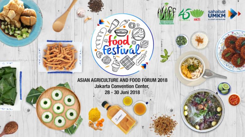 Food Festival ASAFF 2018 (dok/Komunitas Sahabat UMKM)