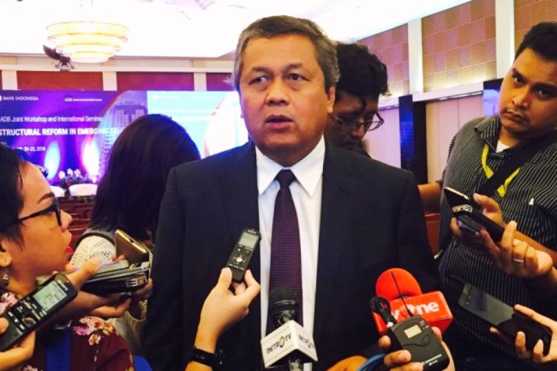 Gubernur Bank Indonesia, Perry Warjiyo. Foto: google.com