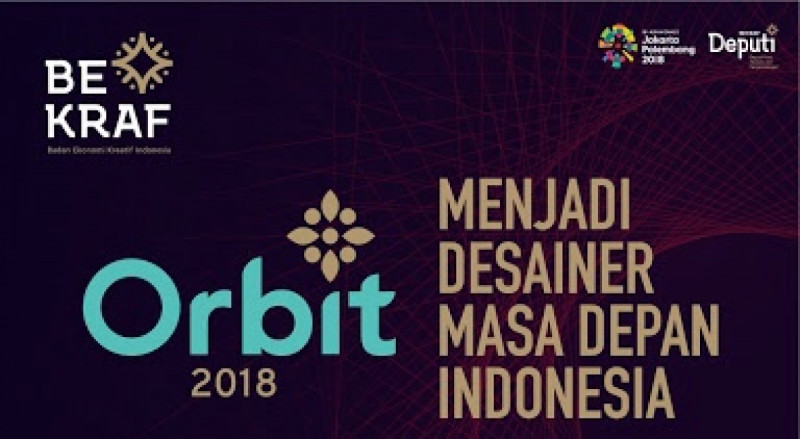ORBIT 2018 (doc/bekraf.go.id)