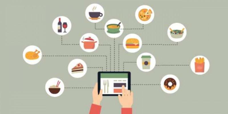 Ilustrasi Food Startup. Foto: google.com