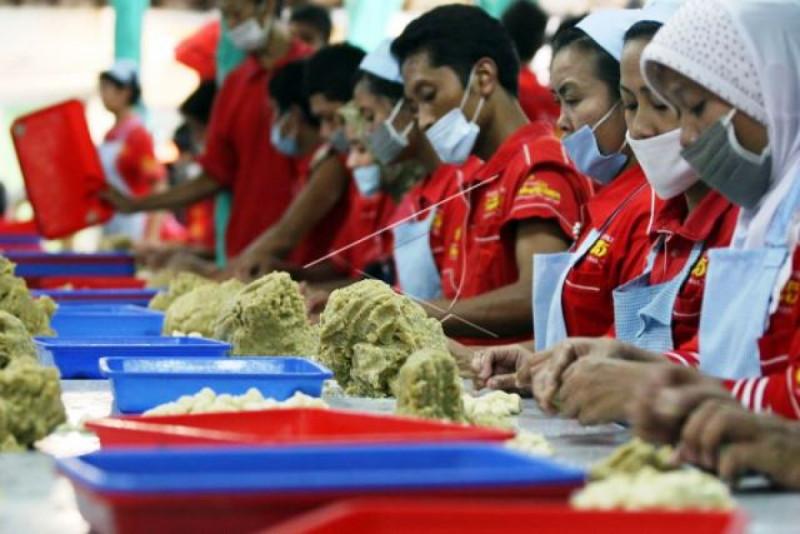 Ilustrasi UMKM Makanan. Foto: (doc/Antara)