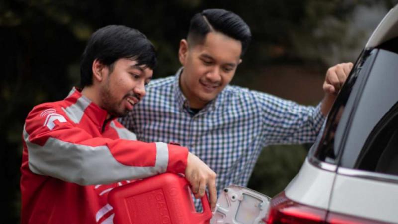 GO-JEK Luncurkan GO-PERTAMINA, Layanan Pesan dan Antar Bensin (image: www.go-jek.com)