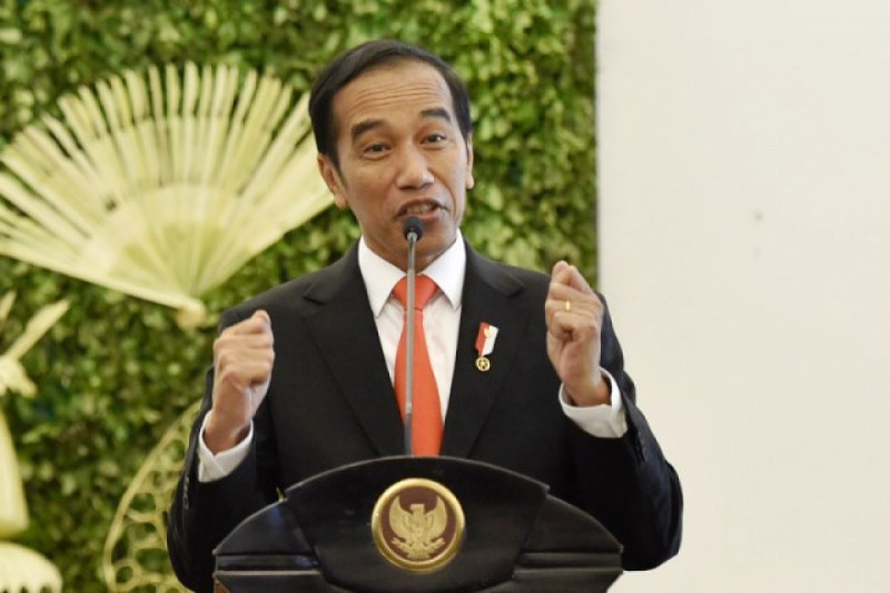 Presiden Joko Widodo. Foto: (doc/Antara)