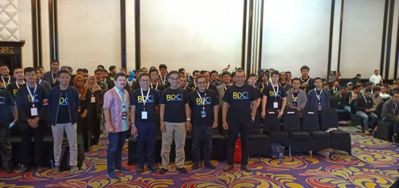 Bekraf Developer Conference (BDC) 2018 (image: Bekraf)