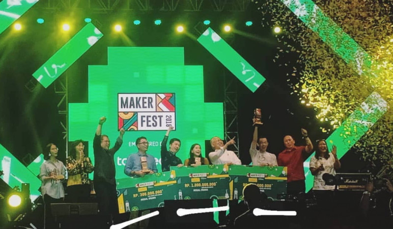Ini Dia Produk Lokal Pemenang Makerfest Indonesia 2018 (image: Shierlyn Valencia)