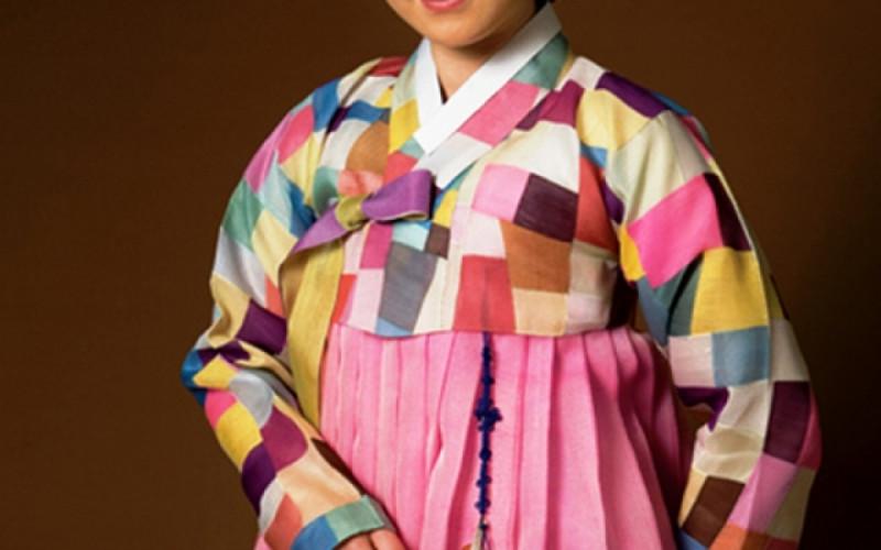 Ilustrasi Hanbok dengan Norigae. Foto: knowingkorea.org