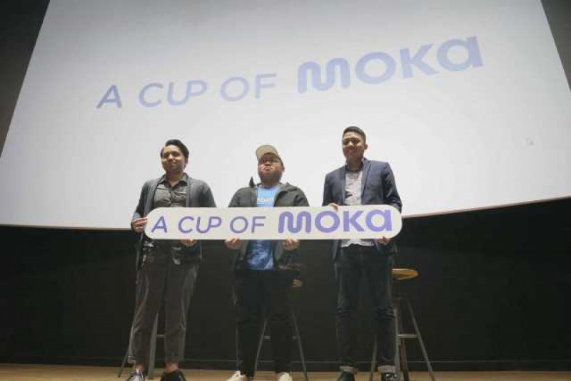"Konferensi Pers Peluncuran ""A Cup of Moka"" di CGV Cinema fX Sudirman, Jakarta, Selasa (22/1/2019). Foto: Moka."