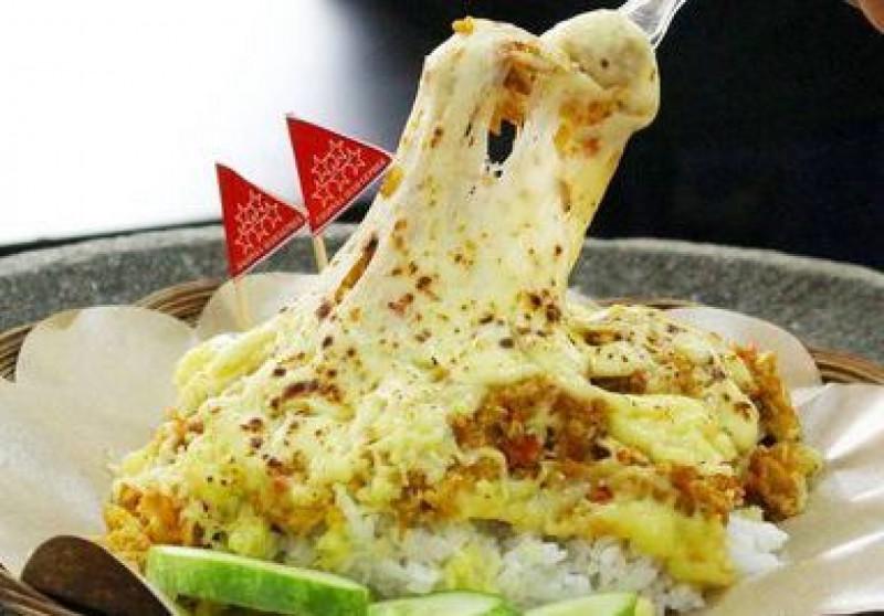Ilustrasi Ayam Keprabon Express (doc: PergiKuliner.com)