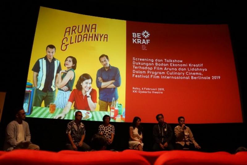 Aruna dan Lidahnya, film karya sineas Indonesia akan tampil di Berlinale. Foto: Bekraf.