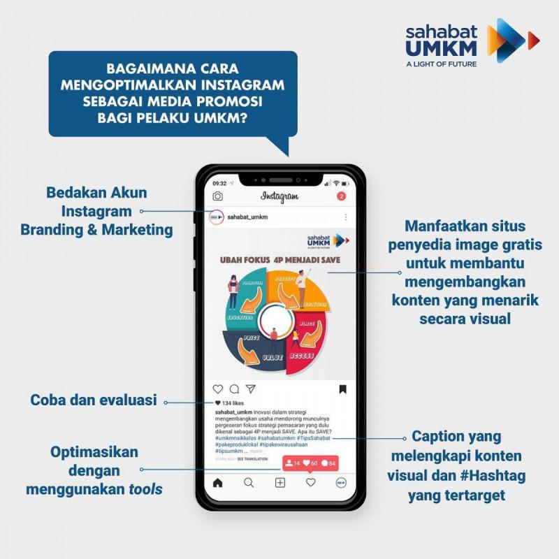 Tips Mengoptimalkan Instagram Sebagai Media Promosi Pelaku Umkm Mnews