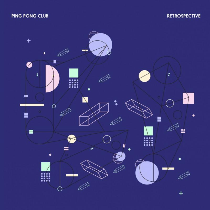 Cover Album Perdana Ping Pong Club 'Retrospective'. Foto: Ping Pong Club