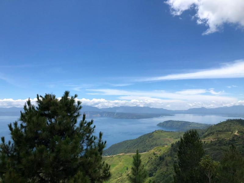 Desa Tongging, Potensi Baru Destinasi Wisata Kuliner dan Belanja di Danau Toba. Foto: Biro Komunikasi Publik Kemenpar