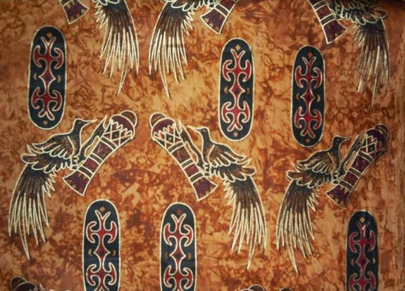 Ilustrasi batik Papua. (Foto: yugum-tero.blogspot.com)
