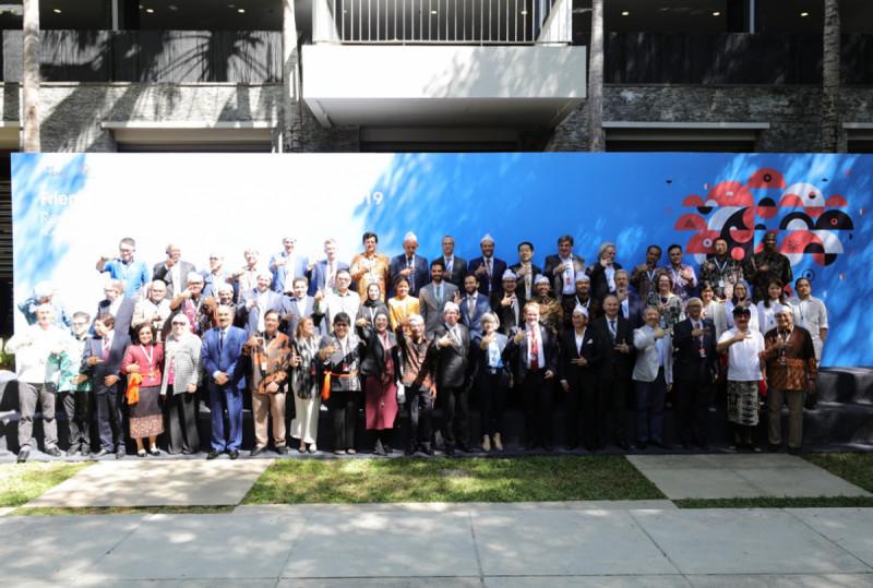 Pertemuan Friends of Economy (FCE) yang berlangsung pada tanggal 2-3 September 2019 di Bali. (Foto: Kementerian Luar Negeri)