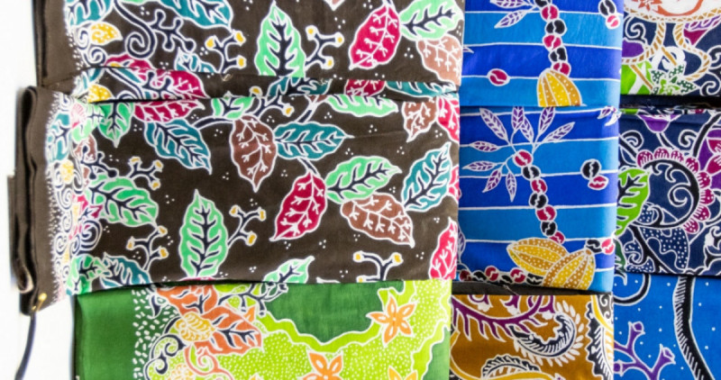 Kembalinya Batik Jember yang Sempat Mati Suri. (Foto: Pesona Indonesia)