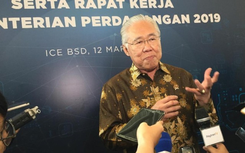 Menteri Perdagangan Republik Indonesia, Enggartiasto Lukita (Foto : Samuel Pablo)