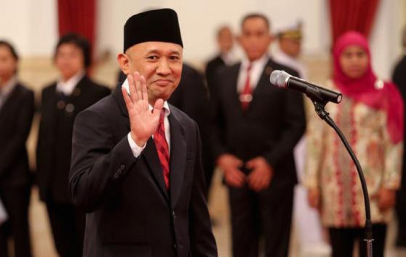 Teten Masduki, Menkop dan UKM dalam Kabinet Indonesia Maju periode 2019-2024. (Foto: Liputan6)