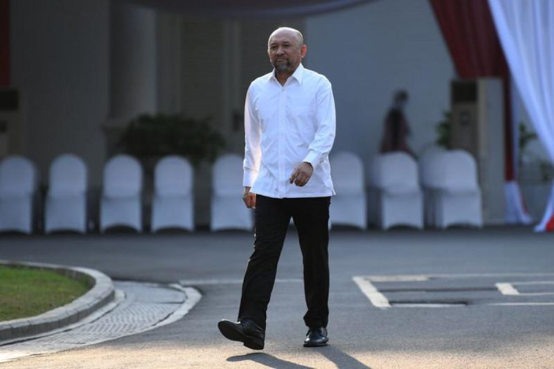 Teten Masduki, Menteri Koperasi dan UKM. (Foto: Wahyu Putro A)