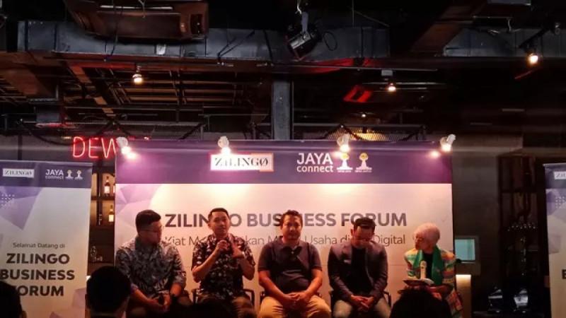 Kegiatan Zilingo Business Forum di SCBD Jakarta, Kamis (28/11/19). (Foto: Fimela)