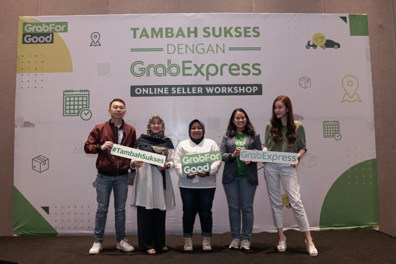 GrabExpress Dorong UMKM Jawa Timur #TambahSukses dengan Hadirkan Fitur Baru & Adakan Pelatihan. (Foto: Dok Grab)